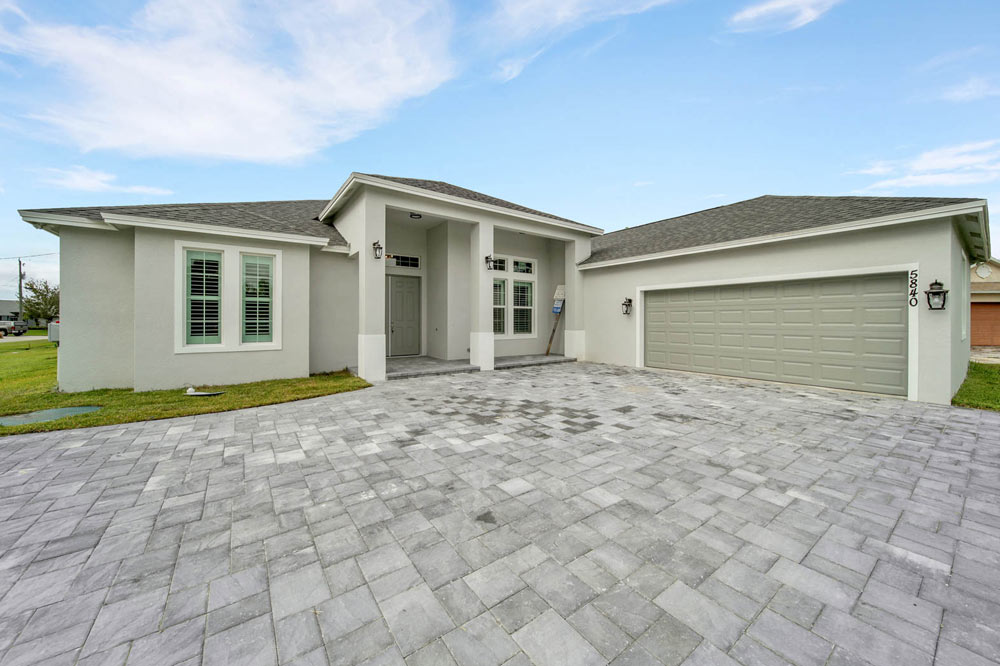 exterior port st lucie home